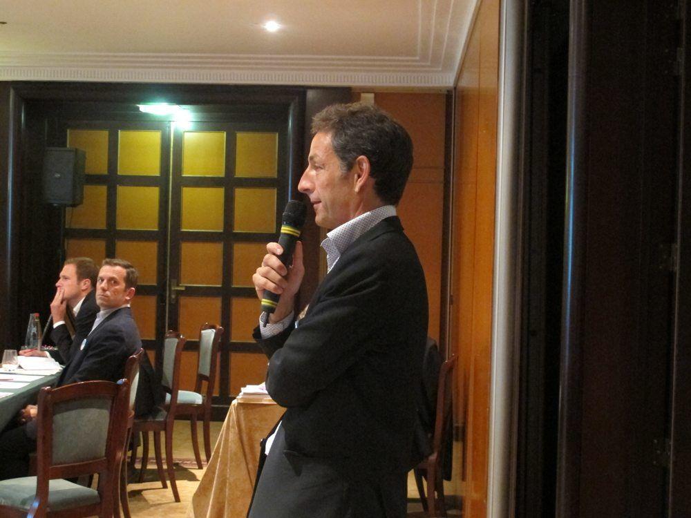 Manuel Jacquinet, l'organisateur