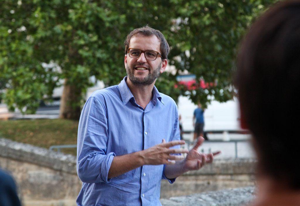 Lionel Bordeaux, ex-directeur de la campagne numérique de François Hollande de 2012