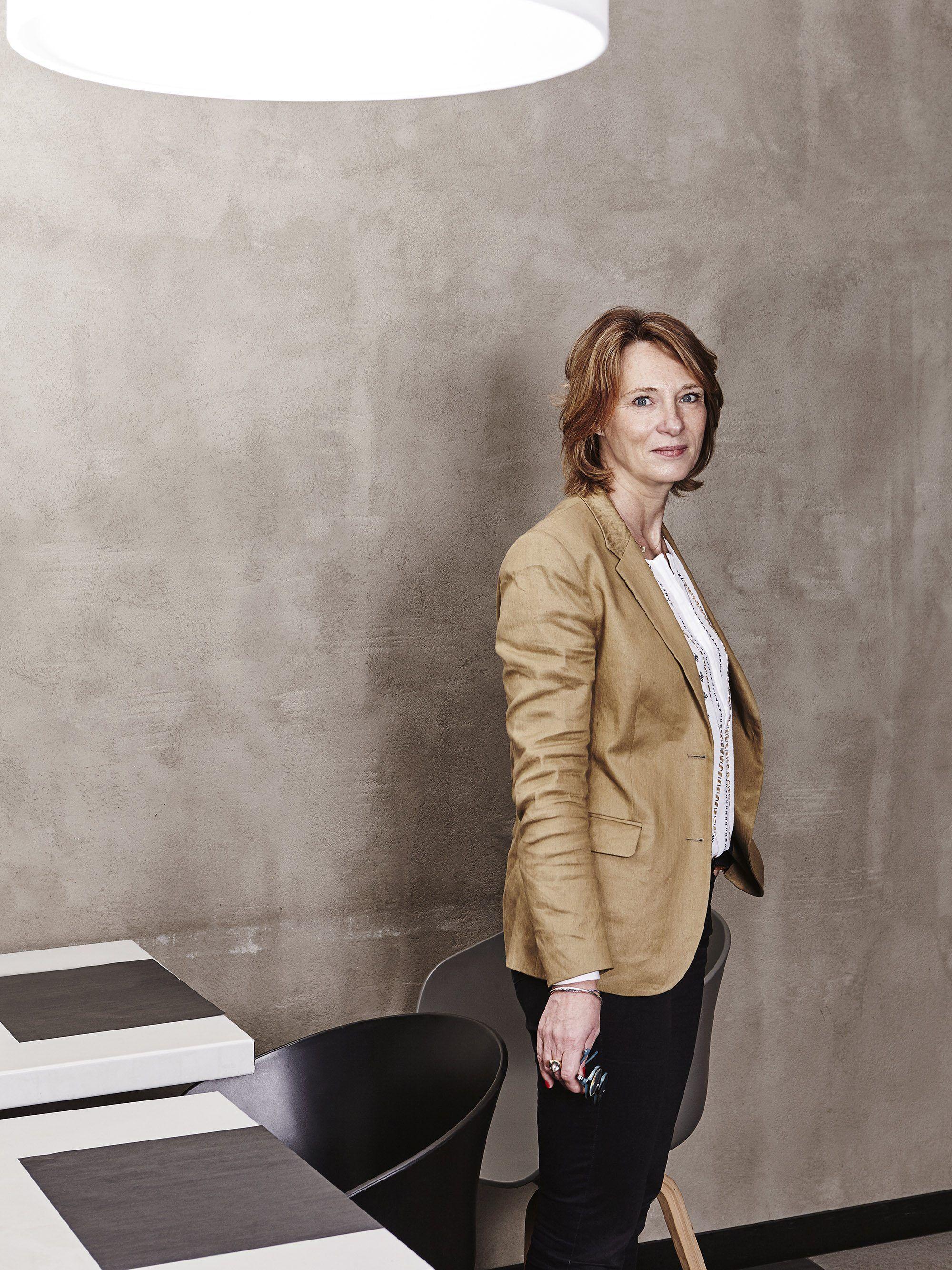 Anne Laratte - PDG de Vivetic
