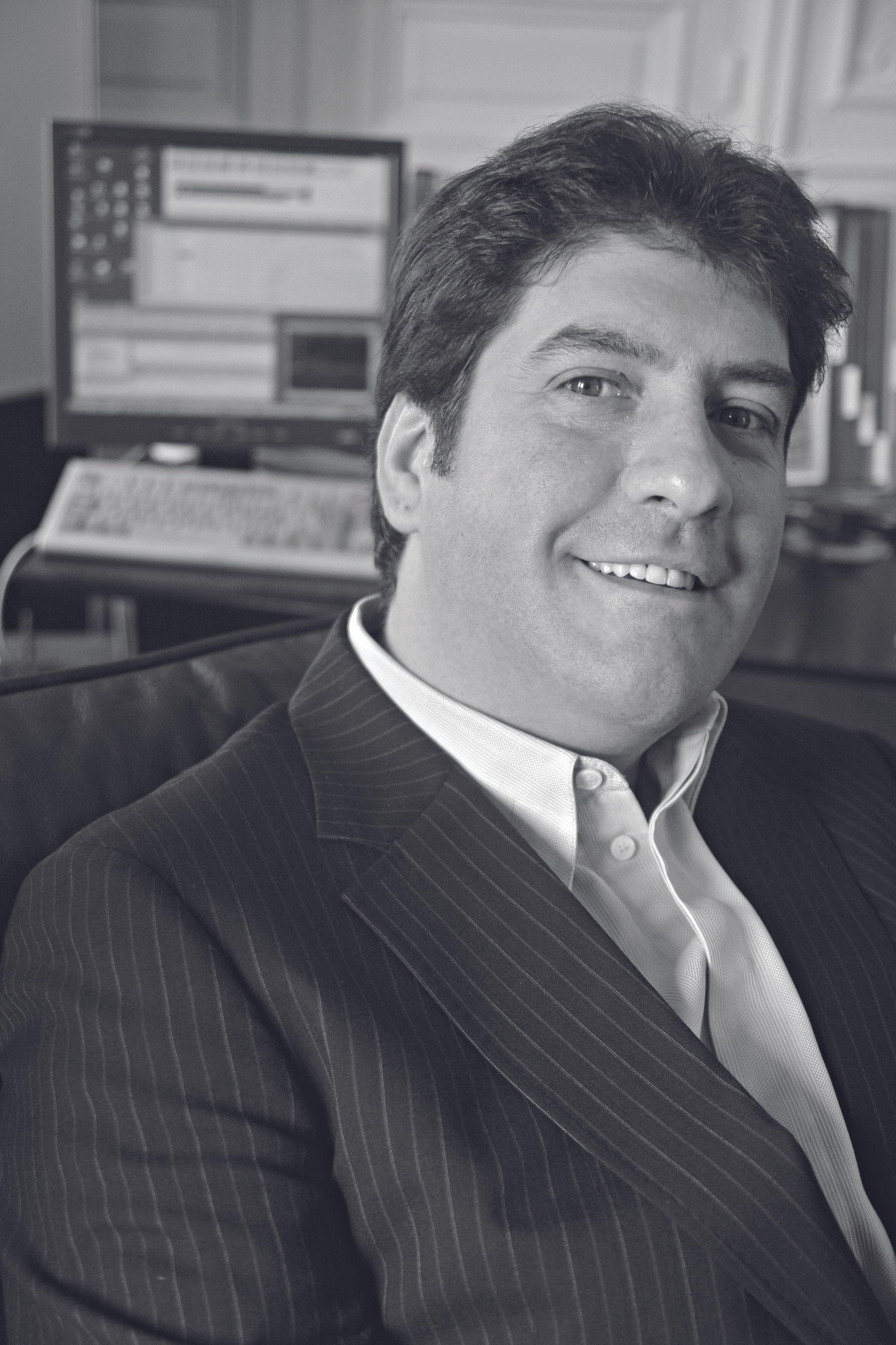 Anthony Dinis - Président/Fondateur - Vocalcom