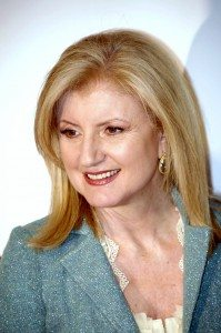Arianna Huffington - Fondatrice du Huffington Post