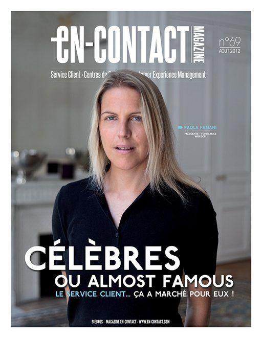 Couverture du n° 69 du magazine En-Contact