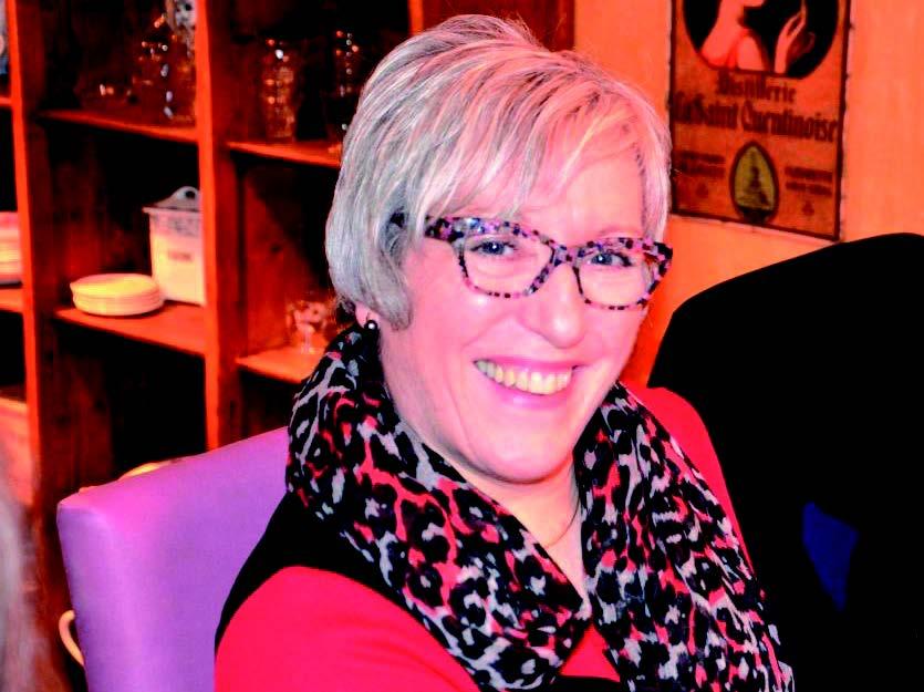 Martine MOISSON - Présidente - Groupa2m. fr