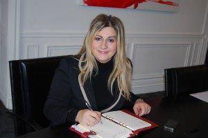 Karine Garcini - Directrice Commerciale Vocalcom France