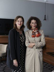 Véronique Darier et Marie-Eve Bensussan-Demauret  co-fondatrices de Mars Marketing