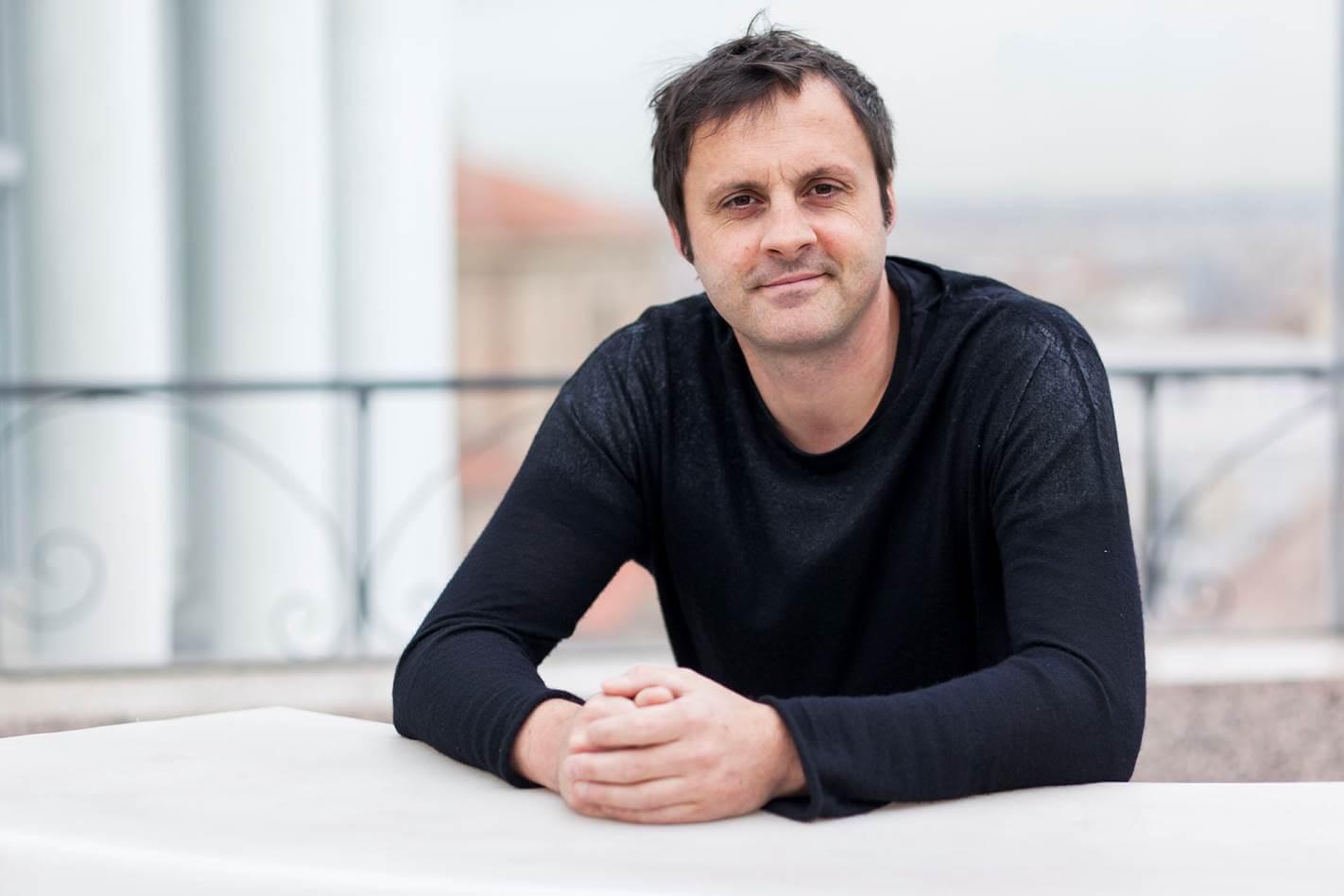 Thierry Petit, co-fondateur de showroomprivé.com