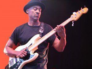Marcus Miller au Stockholm Jazz Festival - 2009