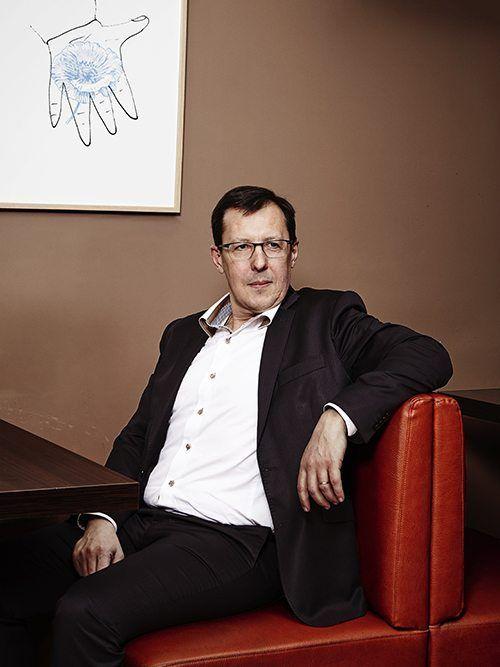 Rémi Valdiguie, directeur des moyens commerciaux de Bayard Presse