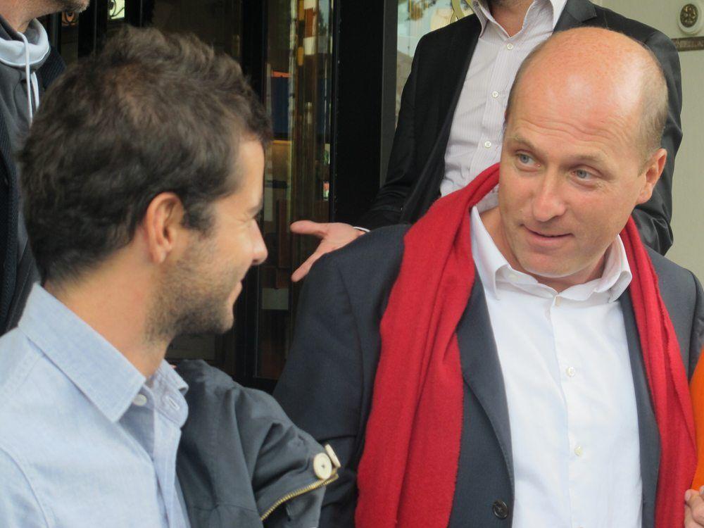 Guillaume Gibault ( Le Slip Français) & Rodolphe Bonnasse (CA Com) comment réenchanter le commerce en magasin et l'expérience des sous vêtements