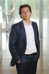 Bertrand Delamarre, président-fondateur de Call Expert