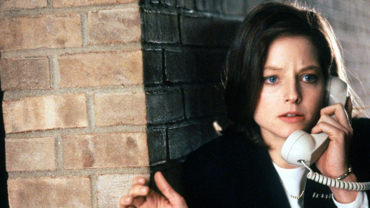 """Jodie Foster alias Clarice Starling dans """"Le silence des agneaux"""""""