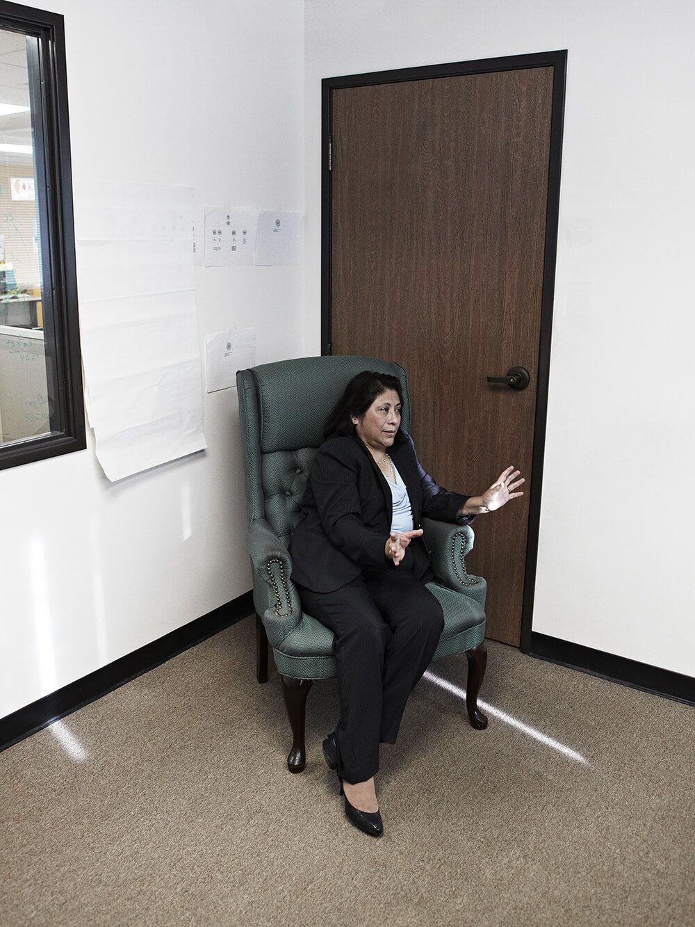 Maria De Jesus Rosas - Director Of Operations Curacao