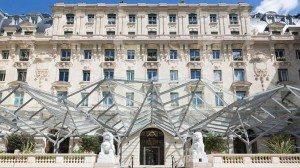 L'hôtel Le Peninsula Paris