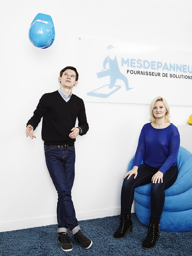 Alexander Gushchin & Katia Sogreeva | mesdepanneurs.fr