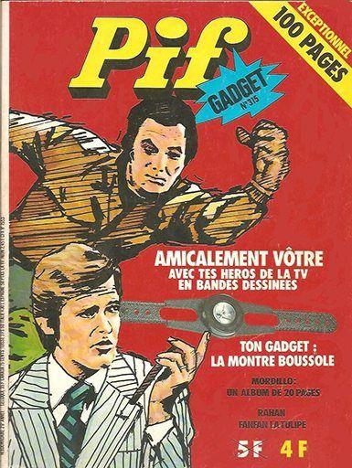Docteur Justice / PIF Magazine