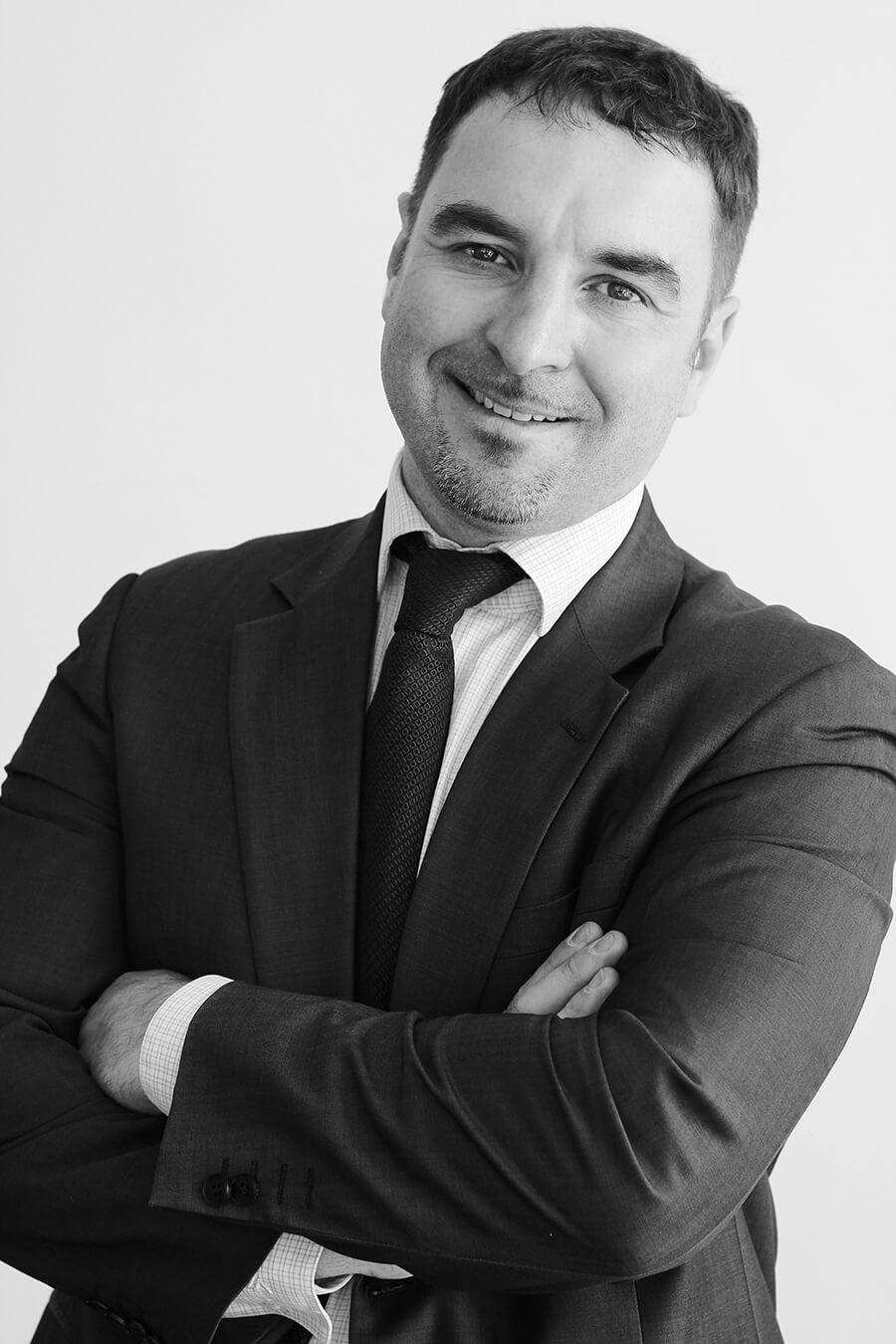 Rodolphe Marinier, fondateur de Scoreway