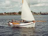 bateau voilier amsterdam