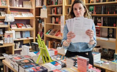 Julie Goislard librairie clichy