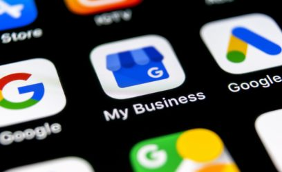 Google my business en-contact